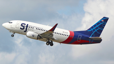 PK-CLK - Boeing 737-524 - Sriwijaya Air