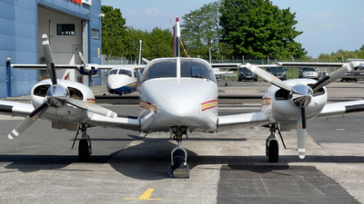 G-RVRB - Piper PA-34-200T Seneca II - Ravenair