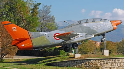 MM6339 - Fiat G91-T/3 - Italy - Air Force