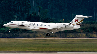 B-602M - Gulfstream G650ER - Private