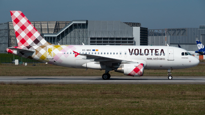 EC-NDG - Airbus A319-111 - Volotea