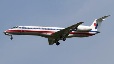 N858AE - Embraer ERJ-140LR - American Eagle (Envoy Air)