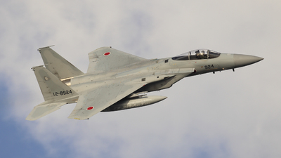 12-8924 - McDonnell Douglas F-15J Eagle - Japan - Air Self Defence Force (JASDF)