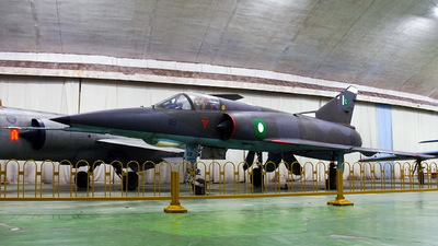 119 - Dassault Mirage 3E - Pakistan - Air Force