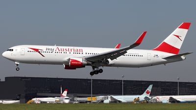 OE-LAT - Boeing 767-31A(ER) - Austrian Airlines