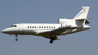 M-GSIR - Dassault Falcon 900DX - Private