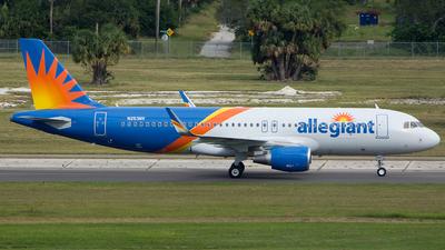 N253NV - Airbus A320-214 - Allegiant Air