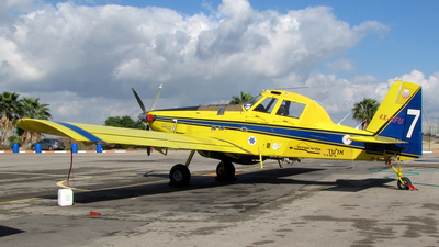 4X-AFU - Air Tractor AT-802 - Chim-Nir Aviation