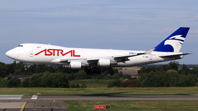 TF-AMU - Boeing 747-48EF(SCD) - Astral Aviation (Air Atlanta Icelandic)