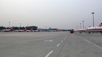 ZBNY - Airport - Ramp