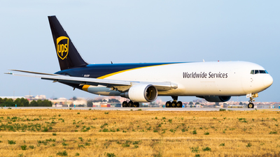 N363UP - Boeing 767-346F(ER) - United Parcel Service (UPS)