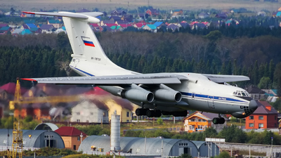 RF-78791 - Ilyushin IL-76MD - Russia - Air Force