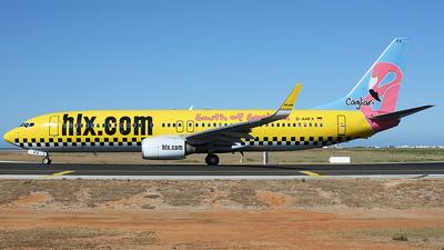 D-AHFX - Boeing 737-8K5 - Hapag-Lloyd Express