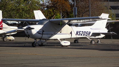 A picture of N5205R - Cessna 172M Skyhawk - [17263422] - © Jamie West