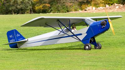 NC951V - Taylor E-2 Cub - Private