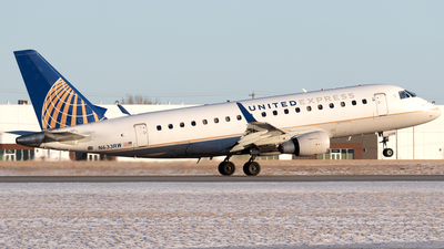 A picture of N633RW - Embraer E170SE - United Airlines - © Mike MacKinnon
