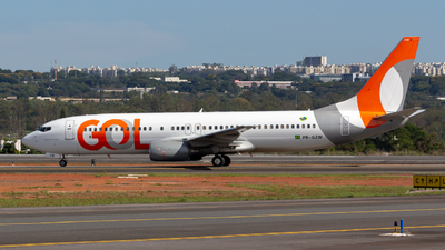 PR-GZW - Boeing 737-86N - GOL Linhas Aéreas