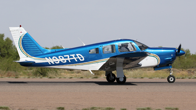 N987TD - Piper PA-28R-200 Cherokee Arrow II - Private