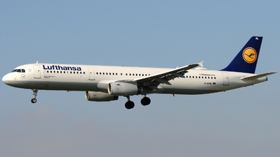 A picture of DAIRL - Airbus A321131 - Lufthansa - © Gabriele Fontana - Tuscan Aviation
