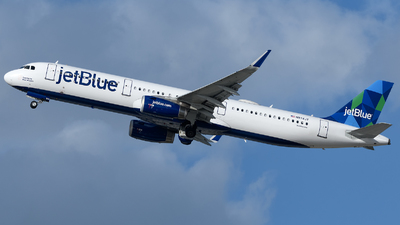 N974JT - Airbus A321-231 - jetBlue Airways