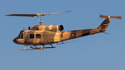 4-9439 - Bell 214C Isfahan - Iran - Air Force