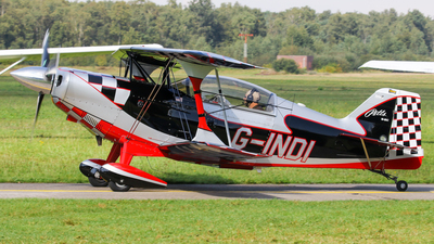 G-INDI - Pitts S-2C Special - Private