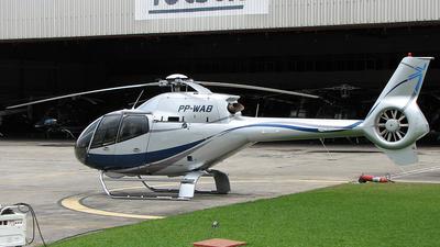 PP-WAB - Eurocopter EC 120B Colibri - Private
