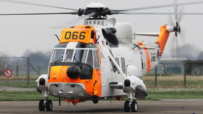 066 - Westland Sea King Mk.43B - Norway - Air Force