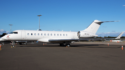 A picture of VPCJY - Bombardier Global 6000 - [9791] - © Matthew McDonald
