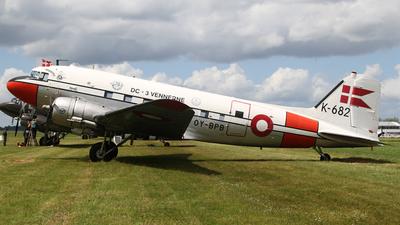 OY-BPB - Douglas C-47A Skytrain - Private