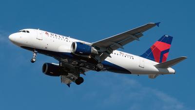 N326NB - Airbus A319-114 - Delta Air Lines