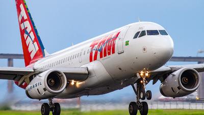 PT-TMC - Airbus A319-132 - TAM Linhas Aéreas