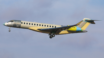 C-GTNN - Bombardier BD-700-2A12 Global 7500  - Bombardier Aerospace