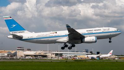 9K-APB - Airbus A330-243 - Kuwait Airways
