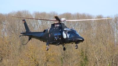 D-HMKL - Agusta-Westland AW-109SP GrandNew - Private