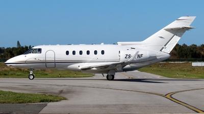 ZS-TNF - Hawker Beechcraft 800XP - Private