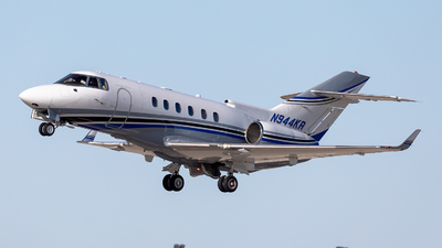 A picture of N944KR - Hawker 800XP - [258688] - © CJMoeser