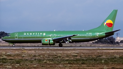 OY-SEH - Boeing 737-85H - Sterling European Airlines