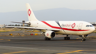 XA-MRC - Airbus A300B4-203(F) - AeroUnión - Aerotransporte de Carga Unión