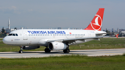 A picture of TCJLZ - Airbus A319132 - Turkish Airlines - © Kayra D.