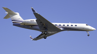 N1SF - Gulfstream G550 - Private