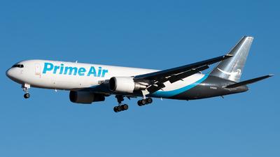 N1499A - Boeing 767-328(ER)(BCF) - Amazon Prime Air (Atlas Air)