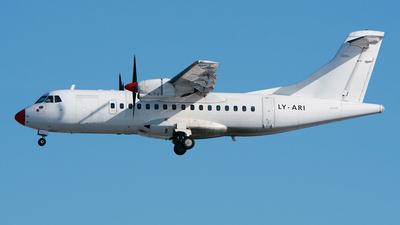 LY-ARI - ATR 42-300 - Danu Oro Transportas (DOT)