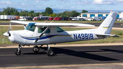 N49818 - Cessna 152 - Private
