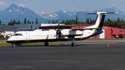 N721AL - Bombardier Dash 8-Q402 - United States - Department of Justice (DOJ)