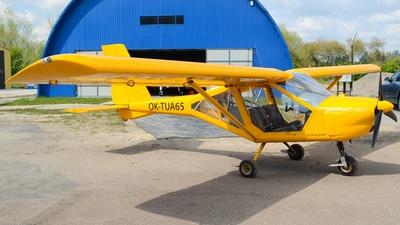 OK-TUA65 - Aeroprakt A22L Foxbat - Private