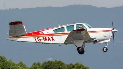 TG-MAX - Beechcraft S35 Bonanza - Private