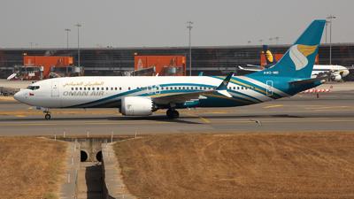 A4O-MB - Boeing 737-8 MAX - Oman Air