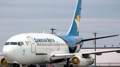 C-GNDU - Boeing 737-242C(Adv) - Canadian North