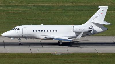 HB-JFI - Dassault Falcon 2000LX - Private